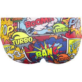 Turbo Boom - Bañadores Hombre - rojo